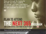 THE NEXT 365 PROGRAM-Critical Questions to Ask Yourself Every 365 Days