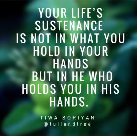 Life Sustenance